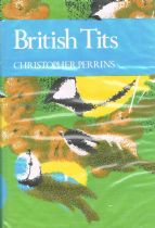 British Tits : New Naturalist Series No. 62 Perrins. Christopher